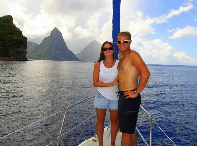 Our St. Lucia Honeymoon! 887