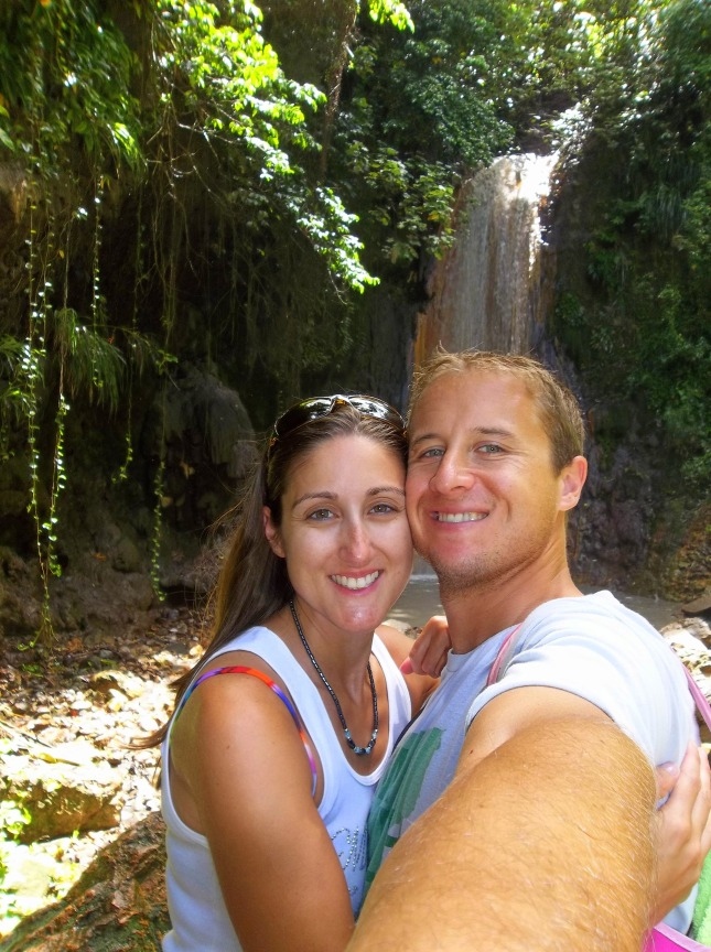 Our St. Lucia Honeymoon! 942-001