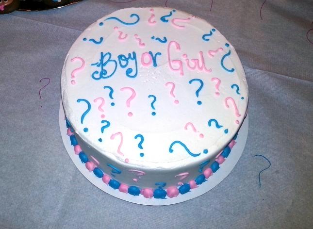 Cake Gender